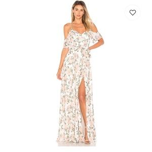 Lovers + Friends Gown